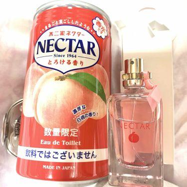 ネクターの香り オードトワレ/不二家/香水(レディース)を使ったクチコミ(3枚目)