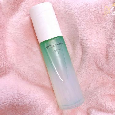 ベネフィーク ドゥース ローション Ⅱ/BENEFIQUE/化粧水を使ったクチコミ(2枚目)