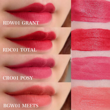 Soft Touch Lip Tint/NAMING./口紅を使ったクチコミ(2枚目)