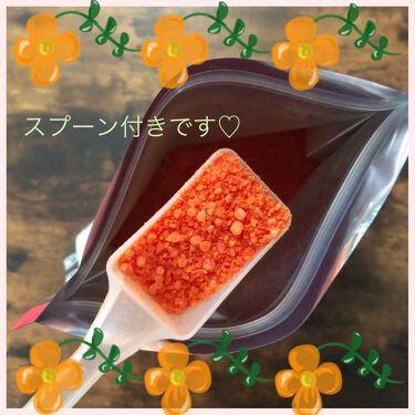 汗かきエステ気分 シトラスジンジャー/マックス/入浴剤を使ったクチコミ(2枚目)