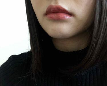 春限定メイク アクアセラムルージュ/ファンケル/口紅を使ったクチコミ(2枚目)