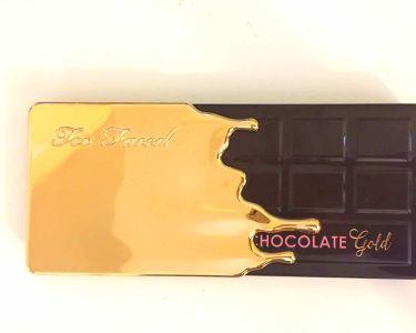 Chocolate Bar Eyeshadow Palette/Too Faced(海外)/パウダーアイシャドウを使ったクチコミ(1枚目)