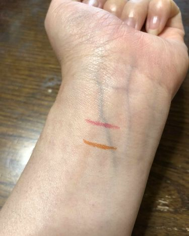 リシェ カラーインパクト リキッドライナー/Visee/リキッドアイライナーを使ったクチコミ(3枚目)