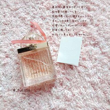 クロエ(Chloe) ラブストーリー オーセンシュエル/クロエ/香水(レディース)を使ったクチコミ(2枚目)