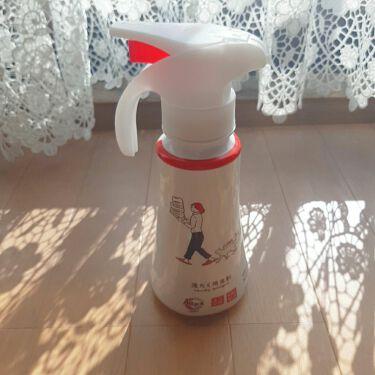 アタック ZERO/アタック/香り付き柔軟剤・洗濯洗剤を使ったクチコミ(4枚目)