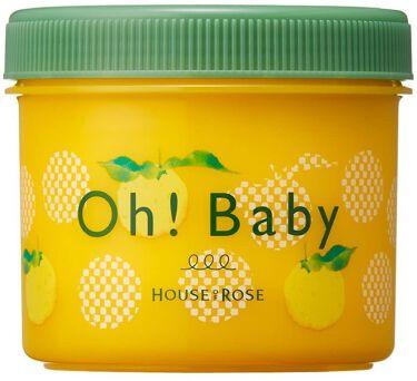 Oh! Baby ボディ スムーザー   YZ(ゆずの香り)