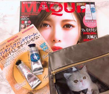 モコさんの「MAQUIA (マキア)MAQUIA(マキア)<雑誌>」を含むクチコミ
