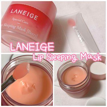 Lip Sleeping Mask/LANEIGE/リップケア・リップクリーム by すい💫