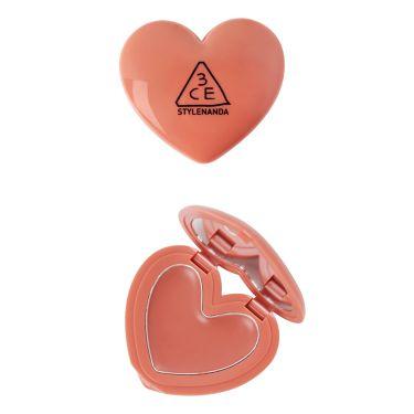 HEART POT LIP #MAROON BEIGE