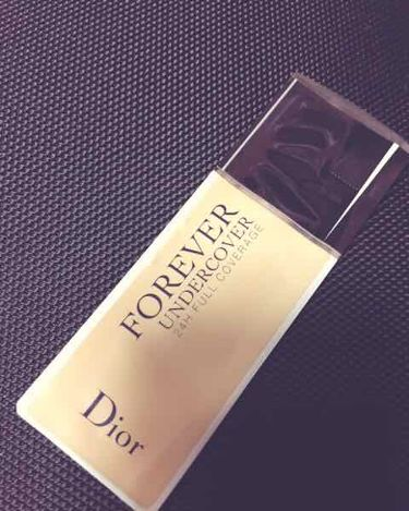 ディオールスキン フォーエヴァー アンダーカバー/Dior/リキッドファンデーションを使ったクチコミ(3枚目)