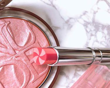 ディオール アディクト リップ グロウ マックス/Dior/口紅を使ったクチコミ(1枚目)