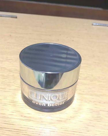 イーブン ベター ブライトニング ルース パウダーC/CLINIQUE/ルースパウダーを使ったクチコミ(1枚目)
