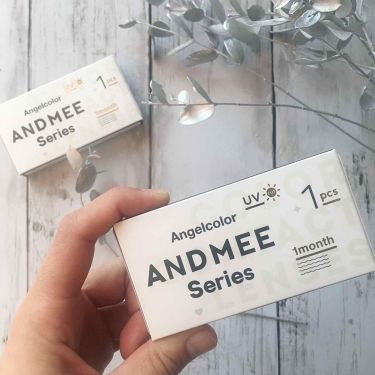AND MEE Series/AngelColor/その他を使ったクチコミ(1枚目)