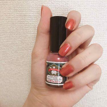 弥生さんの「上羽絵惣胡粉ネイル 和色シリーズ<マニキュア>」を含むクチコミ