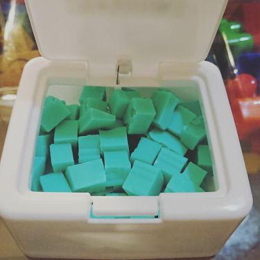 ウタマロ石けん/東邦/香り付き柔軟剤・洗濯洗剤を使ったクチコミ(2枚目)