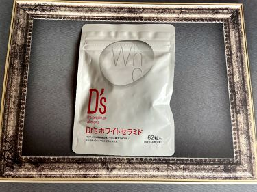 ドクターズサプリ Dr'sホワイトセラミド/ドクターズサプリ/美容サプリメントを使ったクチコミ(1枚目)