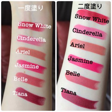 LUX LIPSTICKS/ColourPop(カラーポップ)/口紅を使ったクチコミ(2枚目)