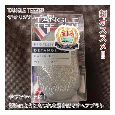 The Original/TANGLE TEEZER/ヘアケアグッズを使ったクチコミ(1枚目)