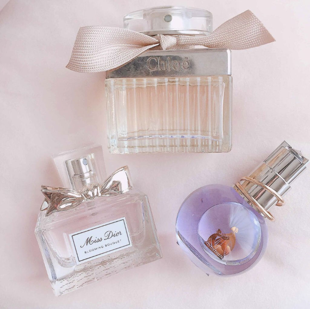 モテ女子になりたいなら良い香りを身にまとって♡LIPSで人気のフレグランス特集!のサムネイル