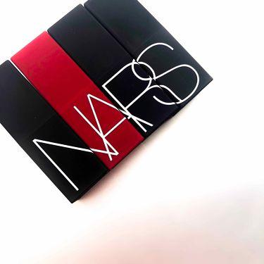 リップスティック/NARS/口紅を使ったクチコミ(3枚目)
