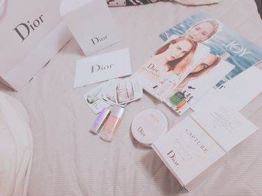 カプチュール ドリームスキン モイスト クッション SPF50 /PA+++ (本体+リフィル付)/Dior/化粧下地を使ったクチコミ(1枚目)