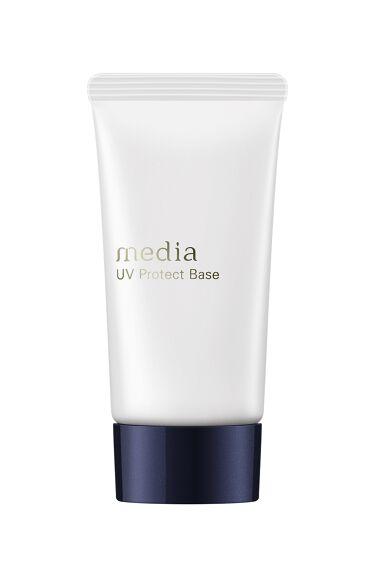 2021/8/1発売 media UVプロテクトベースR
