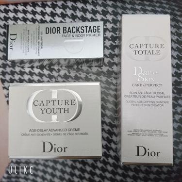 カプチュール ユース クリーム/Dior/フェイスクリームを使ったクチコミ(1枚目)