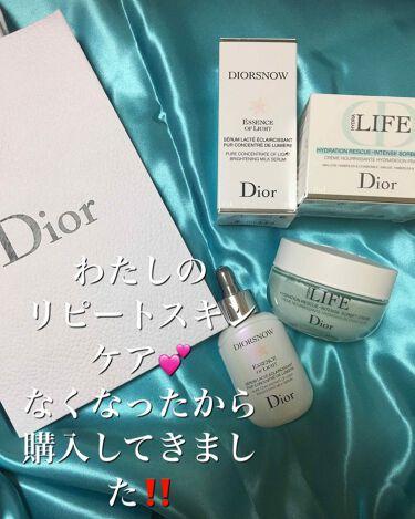 ライフ ソルベ クリーム/Dior/フェイスクリームを使ったクチコミ(1枚目)