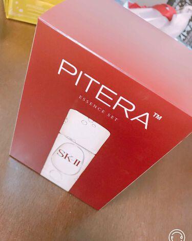 SK-II ピテラ エッセンス セット/SK-II/スキンケアキットを使ったクチコミ(1枚目)