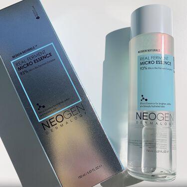 リアルファーメントマイクロ エッセンス/NEOGEN/ブースター・導入液を使ったクチコミ(1枚目)