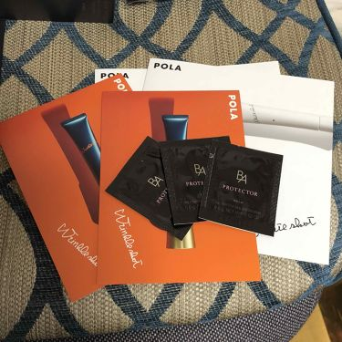 POLA BA ローション/B.A/化粧水を使ったクチコミ(2枚目)