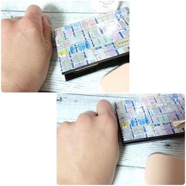 シンクロフィット パクト UV/ESPRIQUE/パウダーファンデーションを使ったクチコミ(3枚目)