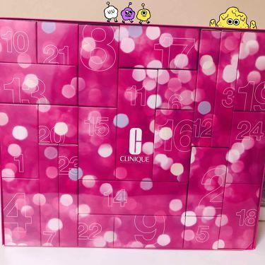 アドベントカレンダー 24 デイズ オブ クリニーク/CLINIQUE/その他キットセットを使ったクチコミ(1枚目)