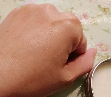 アロマキフィ オーガニックヘアバター/AROMA KIFI/ヘアワックス・クリームを使ったクチコミ(4枚目)