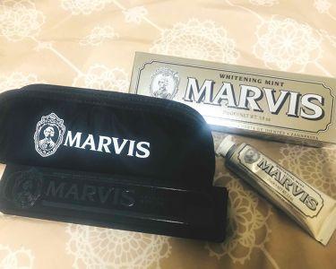 MARVIS/MARVIS/歯磨き粉を使ったクチコミ(1枚目)