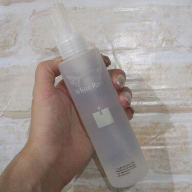WHITENING LOTION(美白化粧水)/White Rush/化粧水を使ったクチコミ(1枚目)