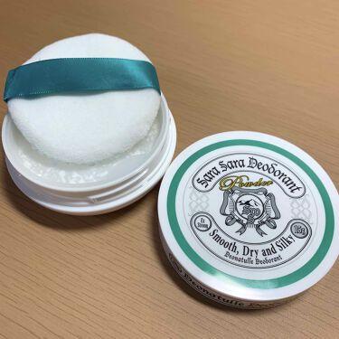 薬用さらさらデオドラントパウダー/デオナチュレ/デオドラント・制汗剤を使ったクチコミ(3枚目)