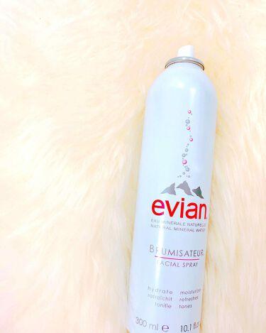 ♡   A i   ♡さんの「エビアンフェイシャルスプレー<ミスト状化粧水>」を含むクチコミ