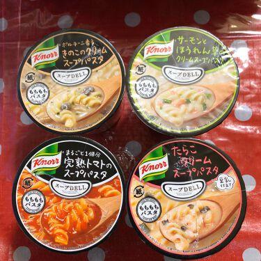 たらこ クリーム スープ パスタ