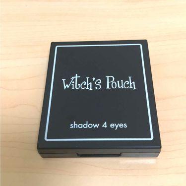 シャドウフォーアイズ/Witch's Pouch/パウダーアイシャドウを使ったクチコミ(1枚目)