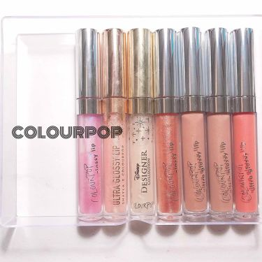 ウルトラグロッシーリップ/ColourPop(カラーポップ)/リップグロスを使ったクチコミ(1枚目)