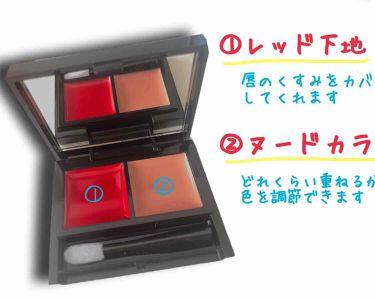 レッドヌードルージュ/KATE/口紅を使ったクチコミ(2枚目)
