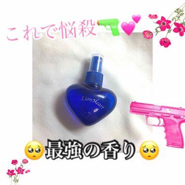 ライオンハート フレグランスボディミスト/エンジェルハート/香水(レディース)を使ったクチコミ(1枚目)