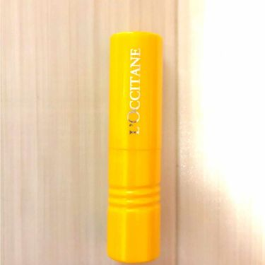 デリシャス&フルーティ リップパーフェクター/L'OCCITANE/リップケア・リップクリームを使ったクチコミ(1枚目)