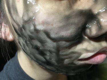 ディープクレンジングマスク/DoMeCare/洗い流すパック・マスクを使ったクチコミ(1枚目)