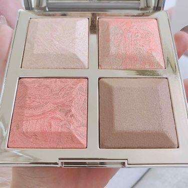 BECCA BFFs Bronze Blush & Glow Palette/ベッカ/プレストパウダーを使ったクチコミ(2枚目)
