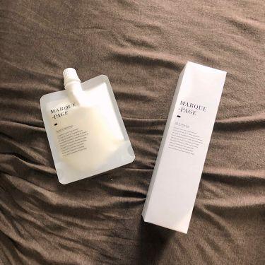 マルクパージュ オールインワンゲル/MARUQUE PAGE/オールインワン化粧品を使ったクチコミ(1枚目)