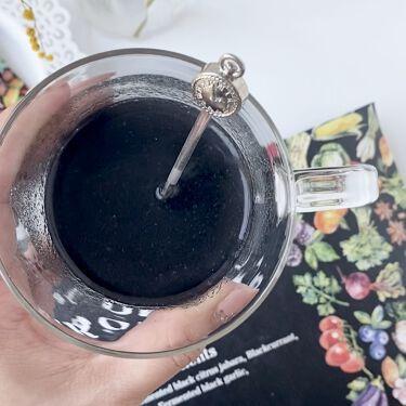 【画像付きクチコミ】海外セレブにも人気のチャコールクレンズ✨ 【KUROJIRU】黒汁ブラッククレンズレイザーラモンHGさんの奥さんとして有名な住谷杏奈さんプロデュース商品なんだけど本人が痩せて効果があったことですこ...