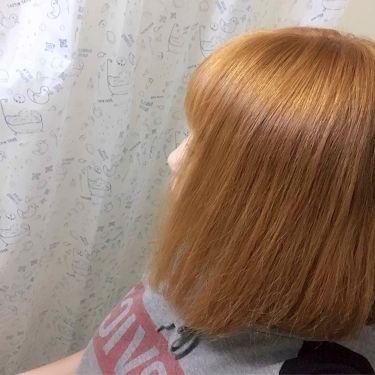 ベースアップブリーチ/ビューティーン/ヘアカラー・白髪染め・ブリーチを使ったクチコミ(2枚目)