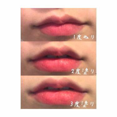 インク  ジェラート/PERIPERA/口紅を使ったクチコミ(2枚目)